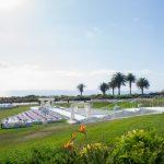 Custom-built-stage-for-wedding-ceremony-in-Terranea-Resort-1