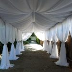 Drapping-Tent-in-White-Chiffon-1