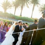 Guests-exiting-after-wedding-ceremony-from-stage-to-resort2-1-1