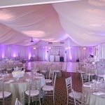Indoor-Dropped-Ceiling-Full-Drape-with-White-Satin